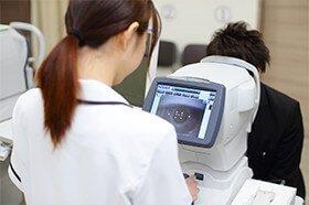 糖尿病眼科健診検診内容